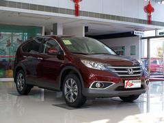 2012款 本田CR-V  2.4四驱尊贵版