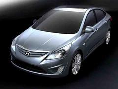 2013款 瑞纳 三厢 1.4L 自动标准型GL