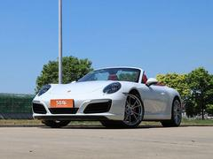 2017款 保时捷911 Carrera 4 GTS 3.0T