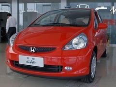 2007款 飞度 1.3 CVT舒适版