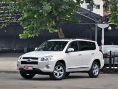 2012款 丰田RAV4 2.0AT 四驱炫装版
