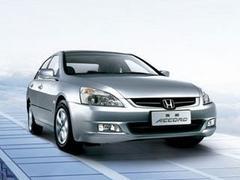 2007款 雅阁 2.4AT 豪华版