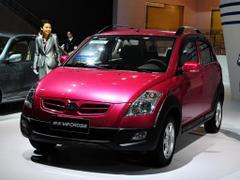 2012款 威志V2 CROSS 1.3MT豪华型