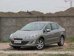 2013款 标致408 1.6L 手动舒适版