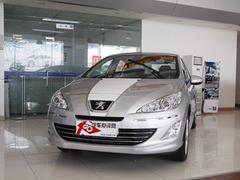 2011款 标致408 1.6L 自动舒适版