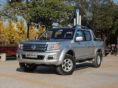 2017款 锐骐皮卡 2.5T柴油四驱标准型ZD25T5