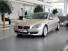 2012款 宝马6系 640i Gran Coupe