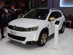 2017款 雪铁龙C3-XR 1.6L 自动时尚型