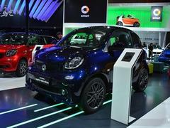 2017款 smart fortwo 0.9T 66千瓦魅蓝特别版