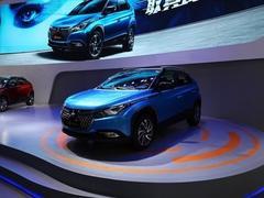 2017款 U5 SUV 1.6L CVT骑士版