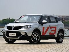2015款 中华V3  1.5T 自动旗舰型