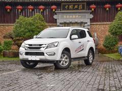 2017款 五十铃mu-X牧游侠 3.0T 两驱自动尊享型 5座 国V