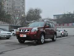 2012款 奇骏 2.5L XV 至尊版 CVT 4WD