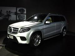 2018款 奔驰GLS GLS 500 4MATIC