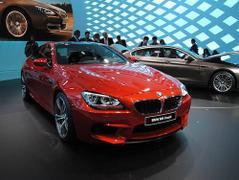 2015款 宝马M6 M6 Coupe