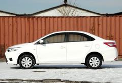 2014款 威驰 1.5L 自动智臻版