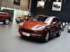 2013款 Cayenne Cayenne GTS