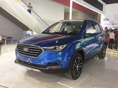 2017款 奔腾X40 1.6L 手动豪华型
