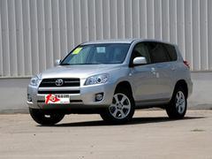2013款 丰田RAV4 2.0L 自动经典特装版