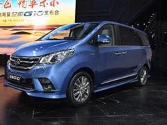 2016款 上汽大通G10 1.9T 自动豪华版 柴油 国V