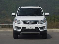 2016款 北汽幻速S2 1.5L 手动舒适型 国V