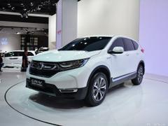 2017款 本田CR-V 混动 2.0L 净驰版