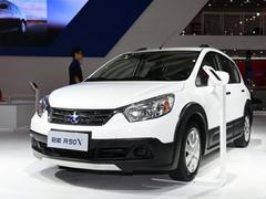 2015款 启辰R50X 1.6L 自动豪华版