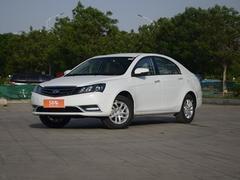 2017款 帝豪 三厢百万款 1.5L CVT向上版
