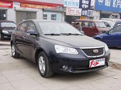 2012款 帝豪EC7-RV 1.8CVT 豪华型