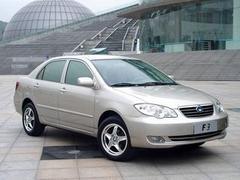 2005款 比亚迪F3 1.6经济型