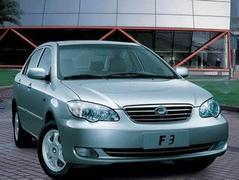 2005款 比亚迪F3 1.6旗舰型GLX-i NAVI