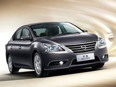 2012款 轩逸 1.6XL CVT豪华版