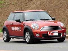 2013款 MINI 1.6L ONE 限量第一款