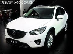2015款 马自达CX-5 2.0L 自动两驱舒适型