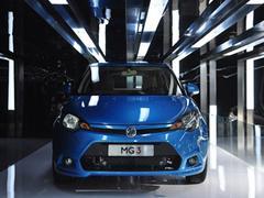 2011款 MG3 1.3L 自动舒适版