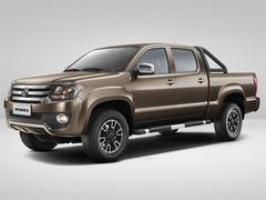 2015款 黄海N2 2.8T四驱柴油 至尊版