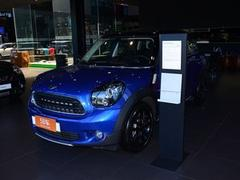 2016款 MINI COUNTRYMAN 1.6T COOPER ALL4 Fun装备控