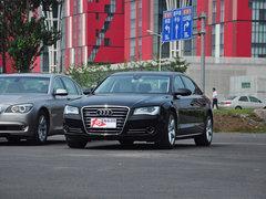 2011款 奥迪A8L 3.0TFSI quattro豪华型(213kW)