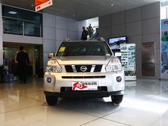 2009款 奇骏 2.5L XL 豪华版 CVT 4WD