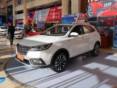 2018款 荣威RX3 18T 自动旗舰型