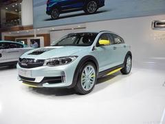 2017款 观致3都市SUV 1.6T 自动致臻型