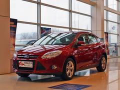 2012款 福克斯 两厢1.6L 自动舒适型