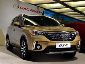 2015款 传祺GS4 200T G-DCT精英版