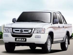 2009缓 旗舰A9 2.4T 柴油超豪华型