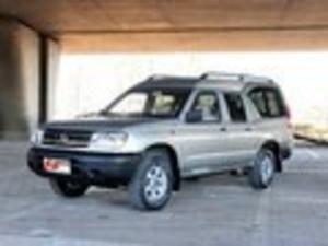 2013款 锐骐多功能车 2.4L汽油两驱豪华型ZG24