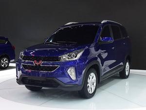 2018款 五菱宏光S3 1.5L 手动标准型