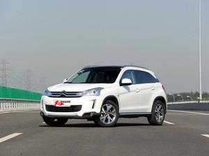 2013缓 雪铁龙C4 Aircross 2.0L 少赶豪华版