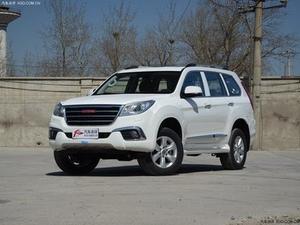 2017款 2.0T 柴油四驱舒适型 7座