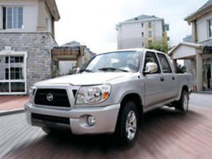 2007款 小柴神 2.4T 柴油标准型