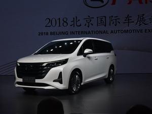 2019款 传祺GM6 270T 手动精英版(七座)国VI